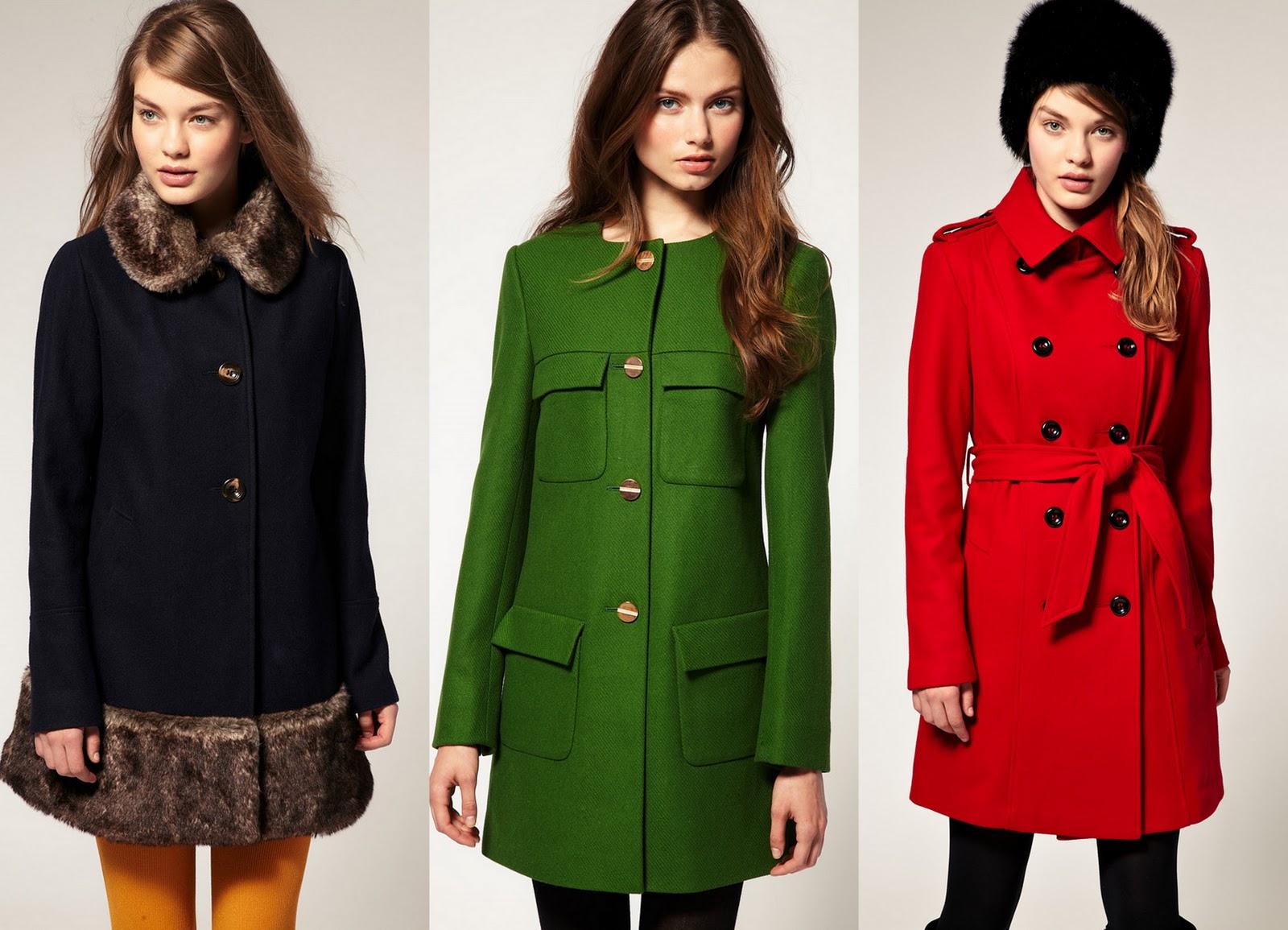Осеннее Пальто Купить