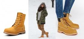 Женские зимние тимберленды: где купить оригинальную обувь?