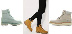Где можно купить женские ботинки от компании Тимберленд?