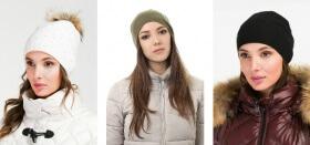 Как выбрать и где купить женскую брендовую шапку?