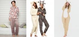 Выбираем женскую теплую махровую пижаму на зиму