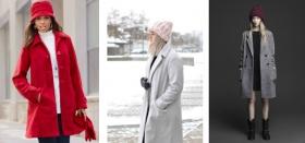 Как выбрать подходящую шапку под женское пальто?