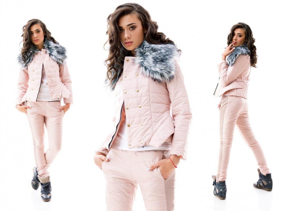 Модные Зимние Спортивные Костюмы Женские С Доставкой