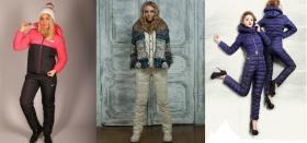 Теплый женский костюм на зиму — уникальная вещь для холодного времени года