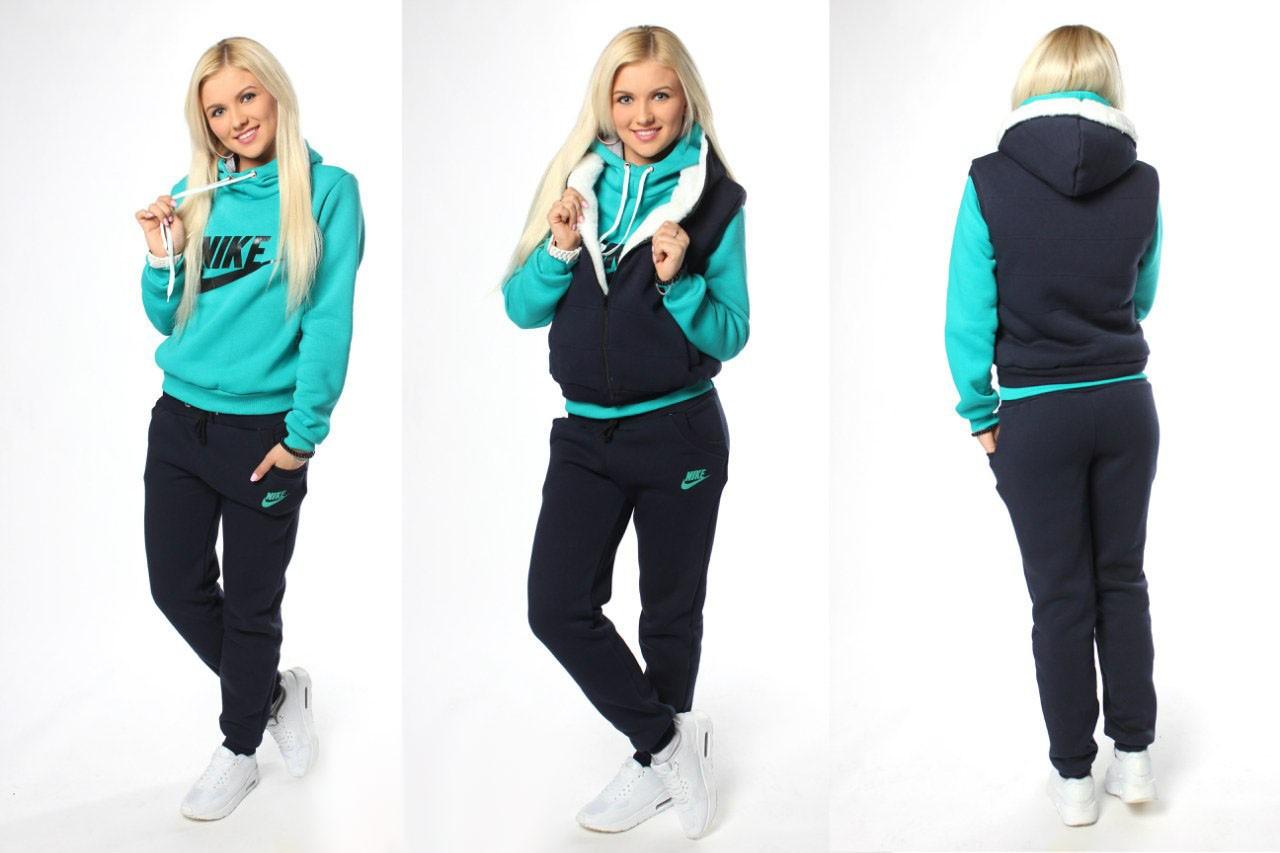 Женский Спортивный Костюм Nike Купить