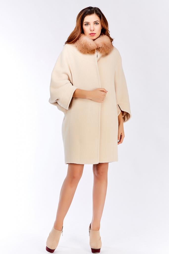 2b2ab28bf87 Женское пальто из альпака - лучший вариант для холодной зимы Про ...