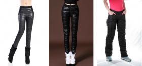 В каких интернет-магазинах можно приобрести утепленные женские зимние штаны?