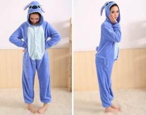 Женская пижама-комбинезон - для здорового сна и полноценного отдыха ... 37031f5e6516b