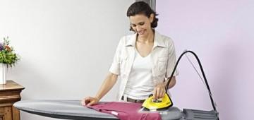Отпариватели для одежды: что предлагает немецкая фирма Керхер?