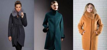 TOP-10 зимних женских пальто 2017-2018 от $100 до $300 (6-18 тысяч рублей)