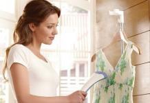 продлить срок службы одежды может правильный выбор отпаривателя