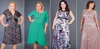 одежда большого размера для крупных женщин и женщин с лишним весом