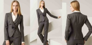 деловой стиль одежды для молодых женщин и девушек