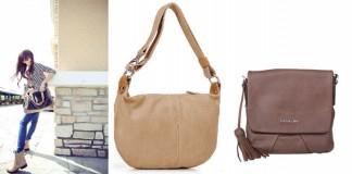 кожаные сумки для ношения через плечо - как выбрать и купить