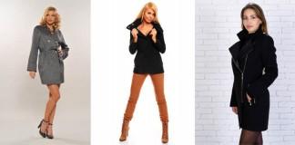 короткие и укороченные пальто для женщин - советы по выбору и покупке, подбору аксессуаров