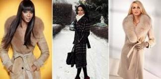 женское зимнее пальто с мехом - сколько стоит, как выбрать, с чем одеть
