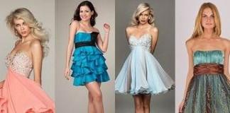 короткие платья с пышной юбкой - как выбрать, сколько стоят
