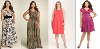 как женщине или девушке с лишним весом выбрать себе платье на летний сезон - цены, советы стилистов, отзывы