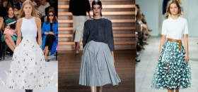 Кому подходит юбка-миди, и с чем правильно ее носить?