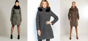 Где можно купить качественное зимнее женское драповое пальто с мехом?