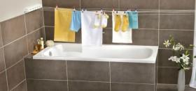 Как выбрать удобную сушилку для белья в ванную комнату?