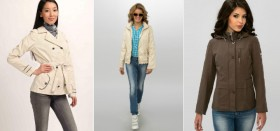 Где можно купить легкие женские куртки на весну?