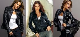 Где в Москве можно купить женскую кожаную куртку недорого?