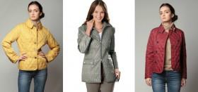 Стеганные женские демисезонные куртки: где купить, с чем носить?