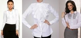 В каком интернет-магазине можно купить красивые блузки?