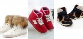 Выбираем женские зимние кроссовки с мехом: рекомендации по выбору и носке