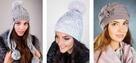 В каком интернет-магазине можно купить женскую теплую зимнюю шапку?
