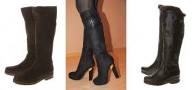 Выгодно покупаем женскую зимнюю обувь на финской распродаже