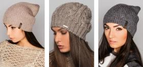 В каких интернет-магазинах можно купить качественную женскую вязаную шапку?