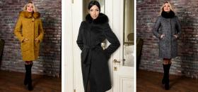 На что обратить внимание при выборе теплого женского пальто на зиму?