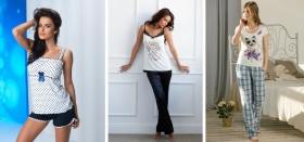В каком-интернет магазине можно недорого купить женскую пижаму?
