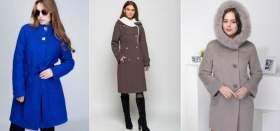 ТОП-7 зимних пальто с капюшоном 2019