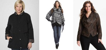 Чем хороши немецкие куртки-ветровки для крупных дам?
