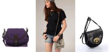 Женские маленькие сумки для ношения через плечо: советы по выбору