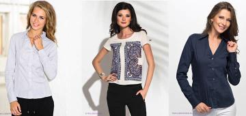 Как выбрать фирменную блузку, самые популярные бренды