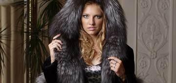 Роскошь и шикарный внешний вид: выбираем и покупаем шубу из черно-бурой лисицы