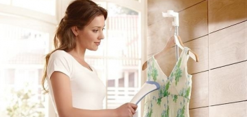 О чем нужно знать при выборе отпаривателя для одежды