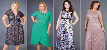 Самые интересные варианты недорогой женской одежды для крупных дам