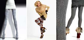 Где можно купить качественные и теплые женские колготки на зиму?