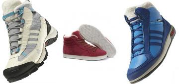 Женские зимние кроссовки Адидас: качественная обувь с красивым дизайном