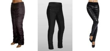Где можно купить качественные теплые женские брюки на зиму?